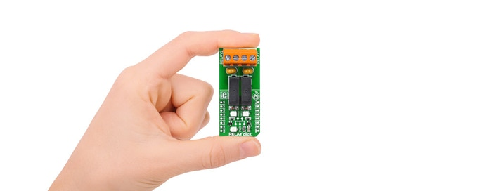 The RELAY Click board