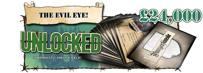 Troglodyte Shaman Magick Deck Unlocked!