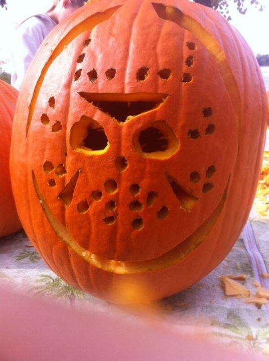 Great carve! Ernie is handy with a knife for sure!