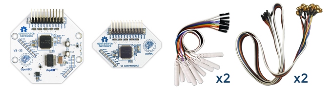 OpenBCI: Biosensing for Everybody by Joel Murphy & Conor Russomanno