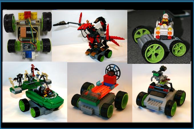 Meeper Maker Custom Builds!