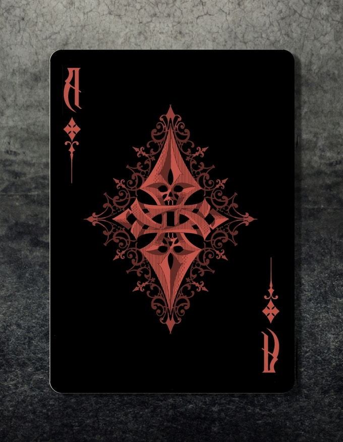 Ace of Diamonds - Original Edition
