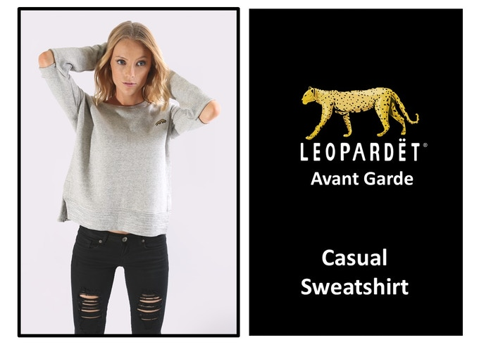 For Women. Casual Fit. Available in S-L