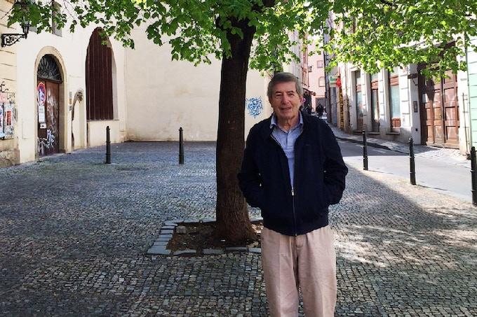 Alfred Willer, Prague 2015