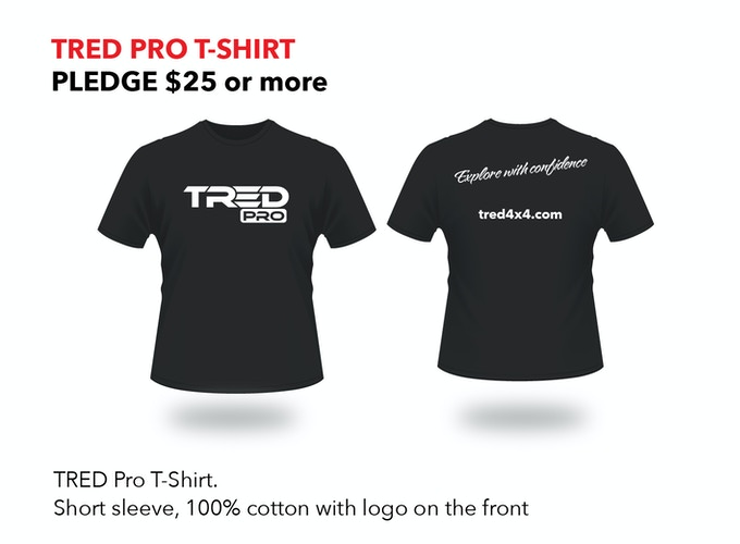 TRED PRO T-SHIRT