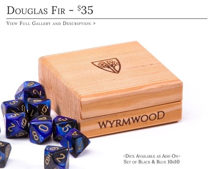 Project Updates for Wyrmwood Hero Vault - Built to Carry your Gaming