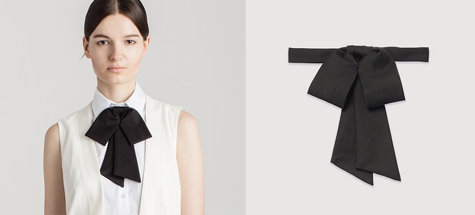 Double sharp, double Cou! We've paired the Wakefield in White with Anika in Black.
