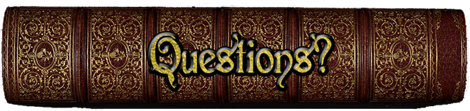 FAQ'S will be added here as they occur