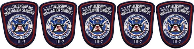 The III-Z Badge