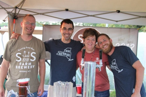 You can choose to brew with any of these angelic faces, minus Mama Sanford.