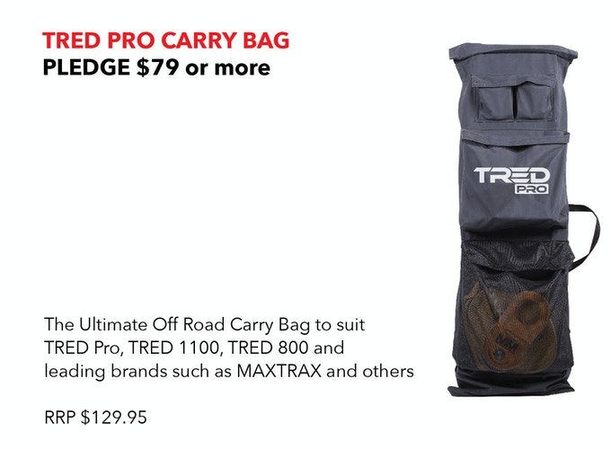 Tred Pro Total Recovery Amp Extraction Device For Your 4x4