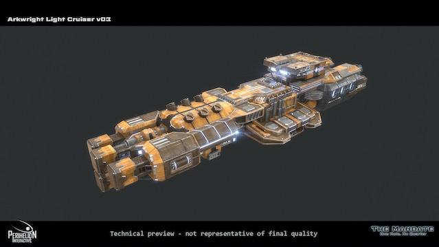 The Mandate by Perihelion Interactive LLC — Kickstarter