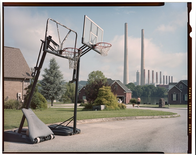 "Denny Renshaw / PRINT 4 / Title: ""Untitled (Goals)"" / Size: 11.7"" x 16.5"""