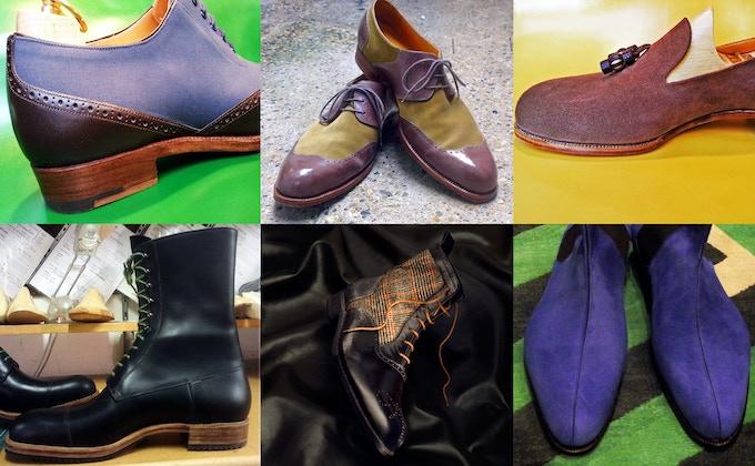 Bespoke handsewn shoes