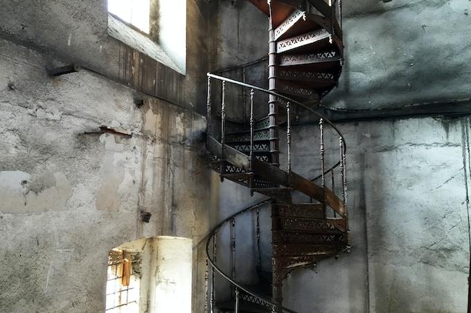 Mayrau Factory, Outskirts of Prague