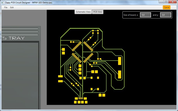 Circuit Factory, by Zippy Robotics is circuit design software for beginners.