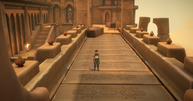 Zaberium Temple