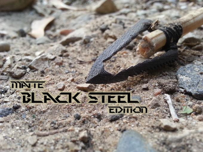"The ""Black Steed Edition"" reward."