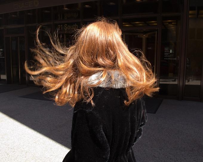 Kate, 2012. Image courtesy of Amiko Li