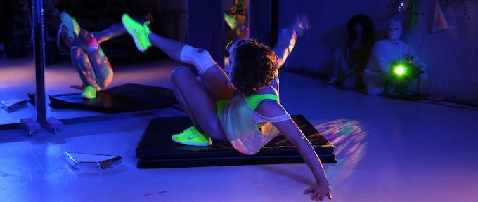 Larissa Velez-Jackson, Star Crap Method. Photo by Brian Rogers.