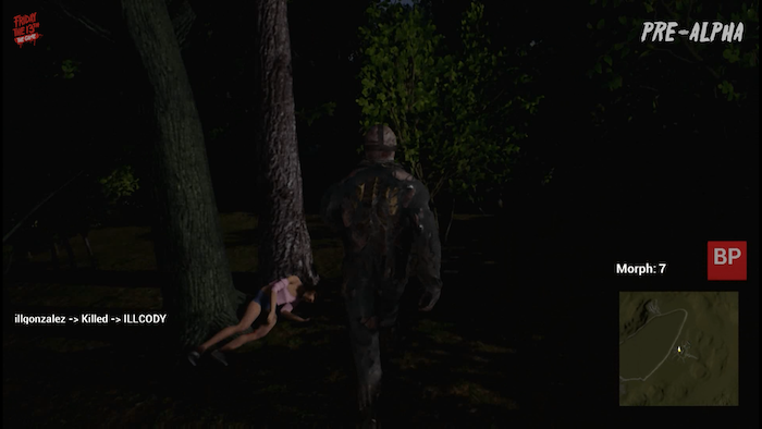 For Jason players... The only good counselors, are dead counselors.