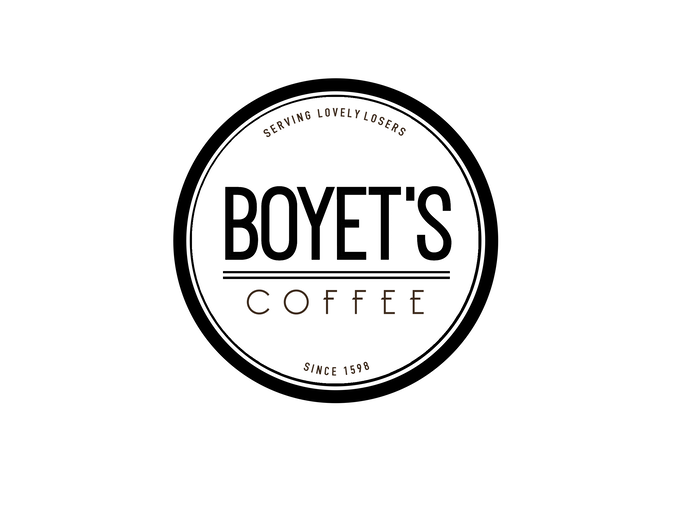 Boyet Logo (designed by Esther Toclo)