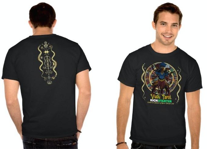 Limited Edition Vudu Tarot T-Shirt