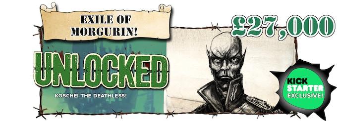 Koschei the Deathless unlocked!