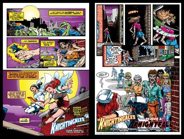 Roger McKenzie's Total Frenzy Comics #1 by Roger McKenzie ...