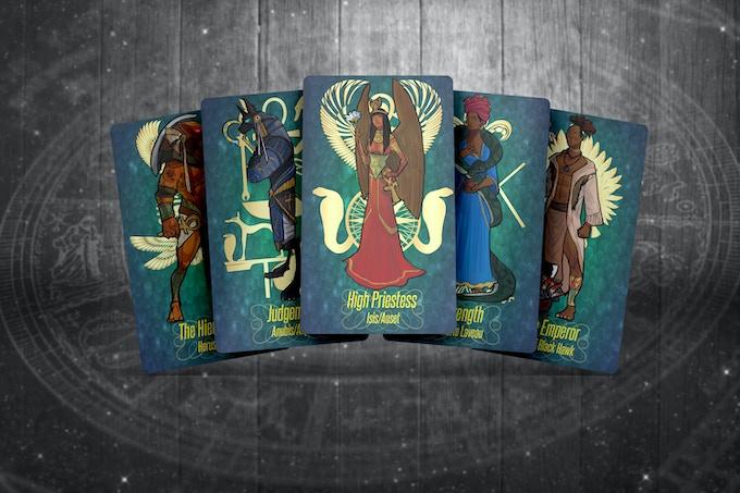 Limited Edition Cards for Kickstarter Deck Pledges Only