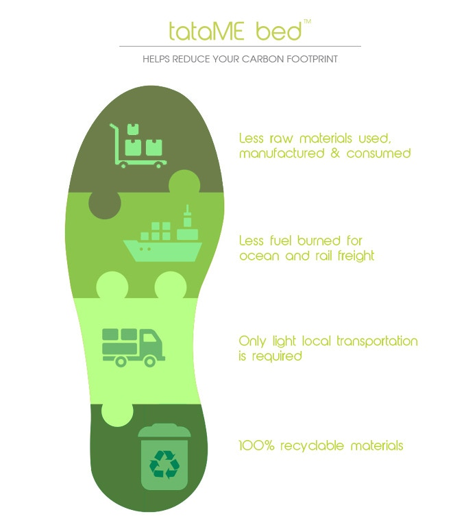 Sleep Yoga 174 Tatame Bed Mobile Reversible Amp Comfortable
