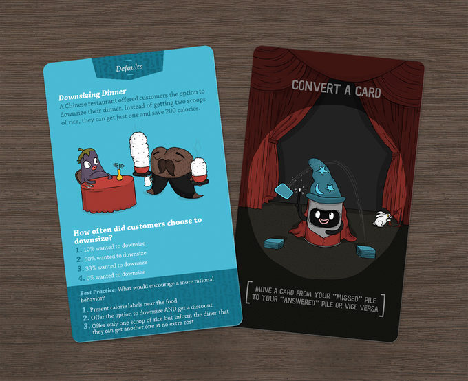 A new power card, a new type of question card