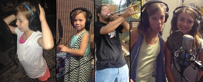 Berkeley / Madison / John / Harlan and Olivia