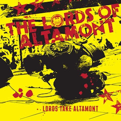 Cover of the latest Lords of Altamont record