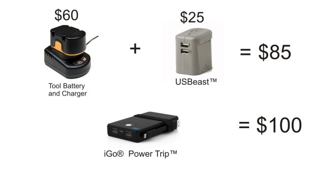 A better mobile charging solution