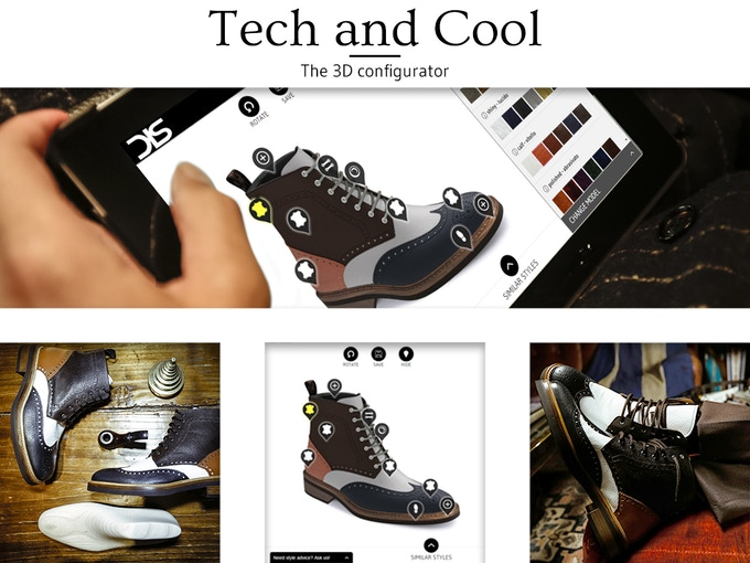 Tech and Cool - The 3D Configurator