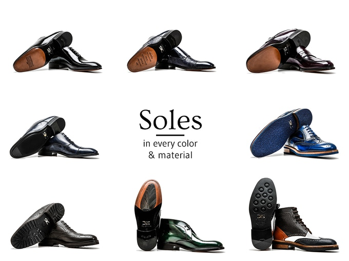 The DIS Soles collection