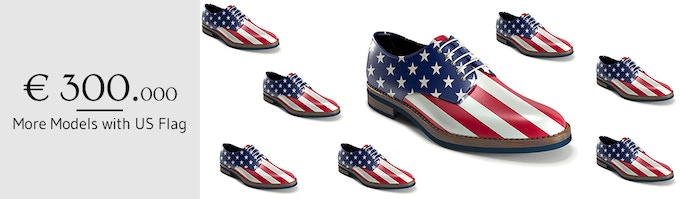 More Models with Limited Edition USA Flag