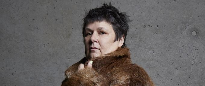 Yvonne Meier, Durch Nacht und Nebel. Photo by Eric McNatt