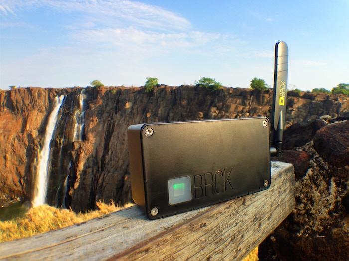 BRCK - your backup generator for the internet by Ushahidi