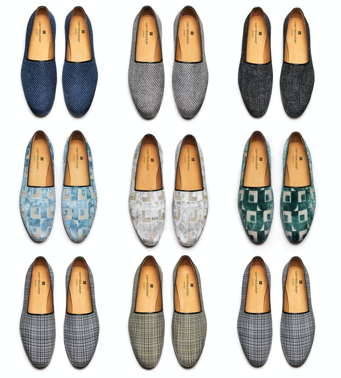 Winkers Resort Shoes on parade - RRP £199