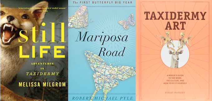Several of our favorite authors—people who had a big influence on 'Big Fur'—donated signed books for us to offer as rewards. Quantities are limited, so choose quick!