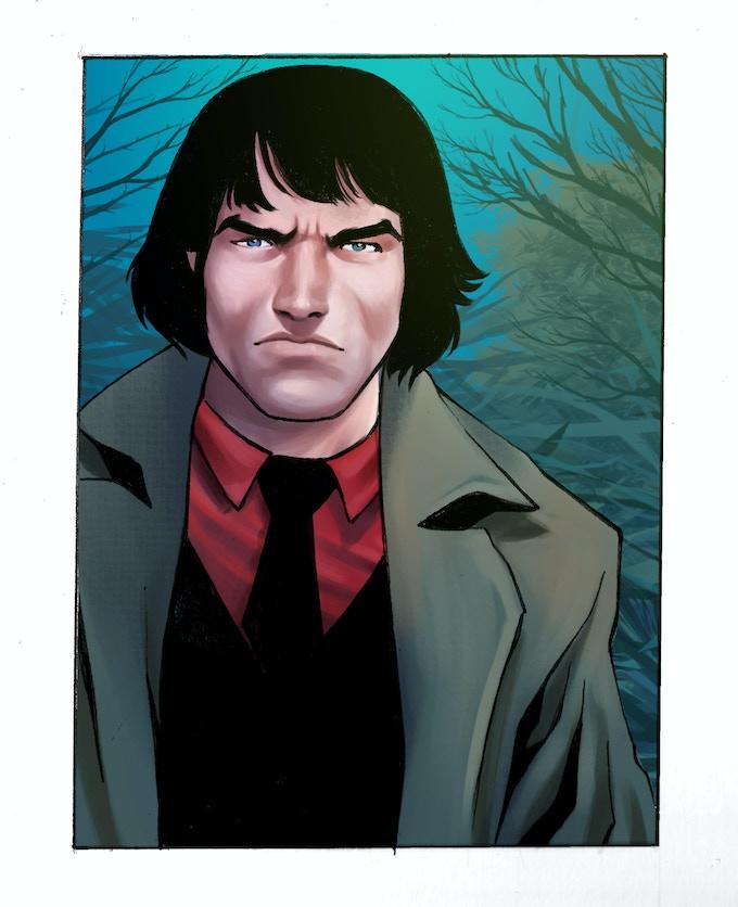 Adam Van Helsing!