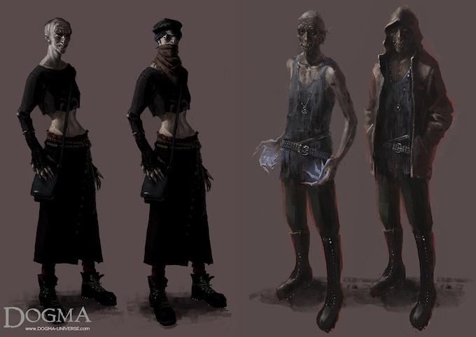 Hort Packs Concept-Art