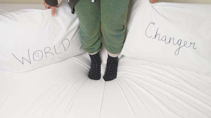 Our favorite Pillow Case set!