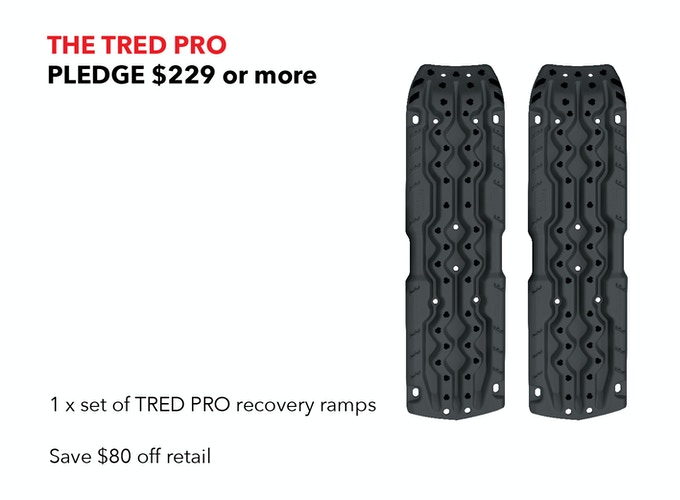 THE TRED PRO