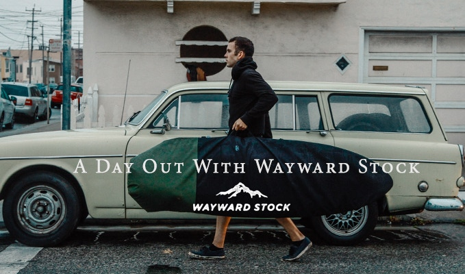 gear review with Wayward Stock