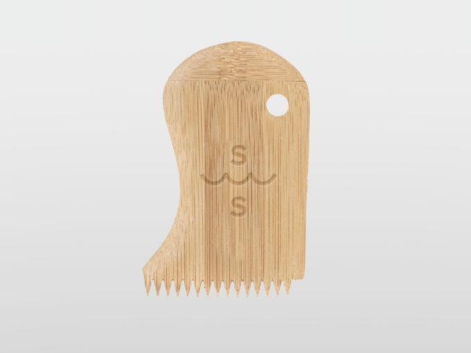 SETT Surf Wax Comb