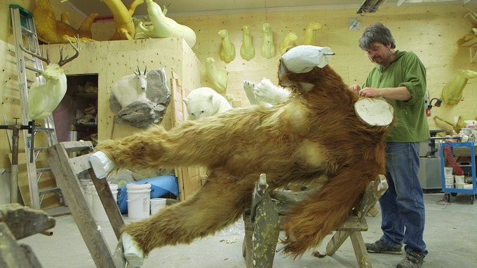 Without finishing funds, our movie is like a headless, toeless Bigfoot.