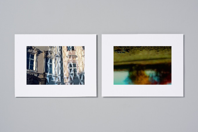Signed photographs by César Charlone